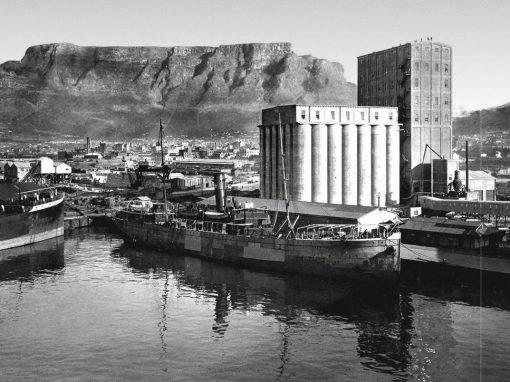 Cape Town Grain Elevator