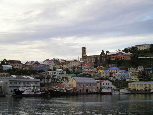 Noodhulp Grenada na orkaan Ivan